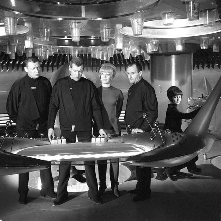 Raumpatrouille - Die phantastischen Abenteuer des Raumschiffes Or