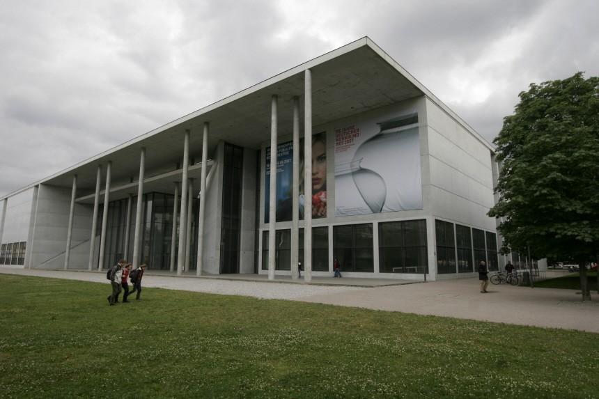 Pinakothek der Moderne, 2007
