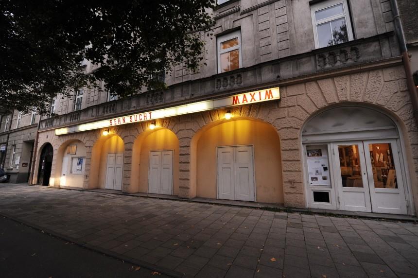"Kino ""Maxim"" in München, 2010"