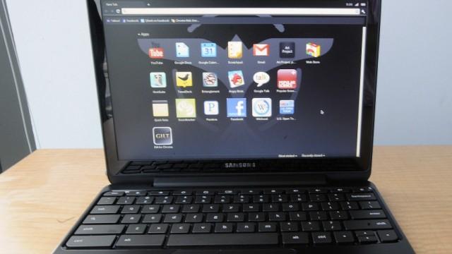 Computer: Chromebook von Samsung