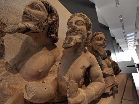 Griechenland Athen, Akropolis Museum, AFP
