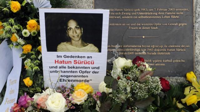 TV Dokumentation zum Ehrenmord an Hatun Sürücü