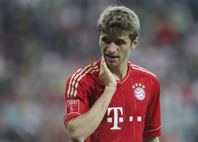 Audi Cup 2011: FC Barcelona - FC Bayern Muenchen