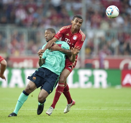 AudiCup 2011: FC Bayern Muenchen - FC Barcelo