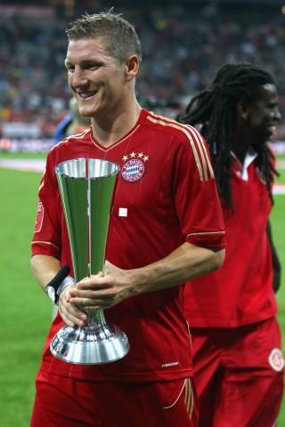 FC Bayern Muenchen v FC Barcelona - Audi Cup Final 2011
