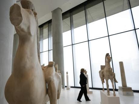 Griechenland Athen Akropolis Museum, AP