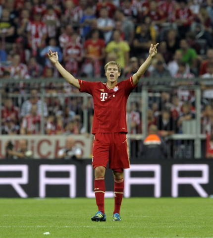 27.07.2011,  Fussball Audi-Cup: Barcelona - Bayern München