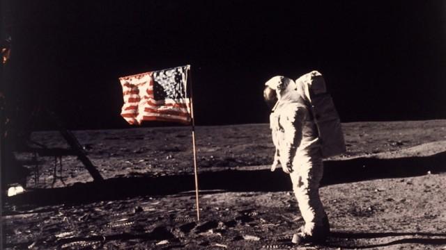Edwin E. 'Buzz' Aldrin Jr.