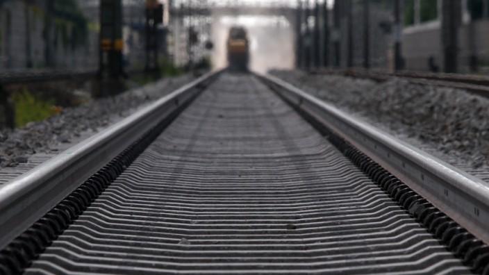Ausbau der Bahnlinie Augsburg - München, 2011