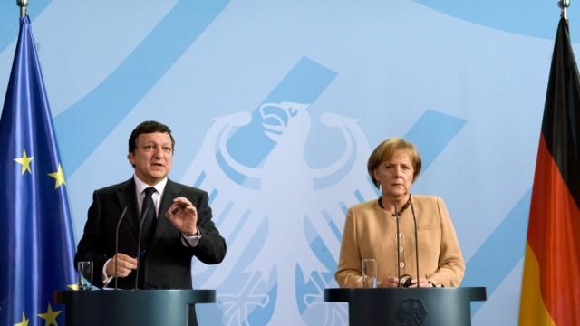 Barroso Merkel