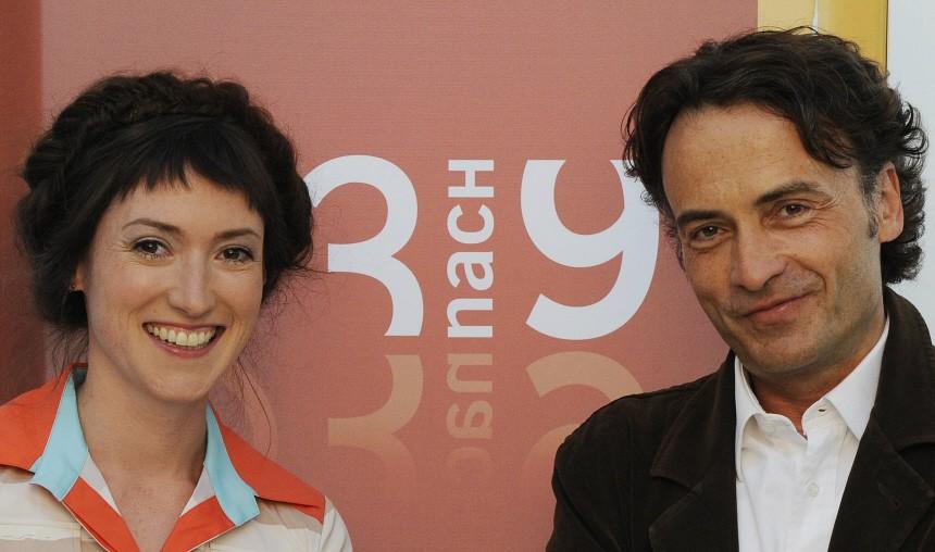 Roche und di Lorenzo werden '3 nach 9'-Moderatoren