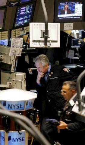Dow Jones beendet schwächste Woche seit fast fünf Jahren