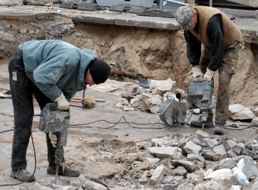 Bauarbeitgeber: Mindestlohn wird massenhaft unterschritten