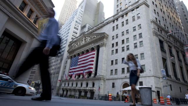 USA verliert ihren Nimbus als Top-Schuldner