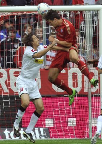 Bayern München - Bor. Mönchengladbach
