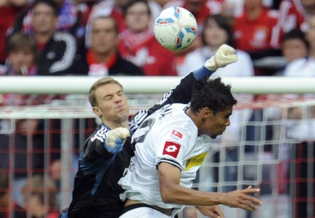 Bayern München - Borussia Mönchengladbach 0:1