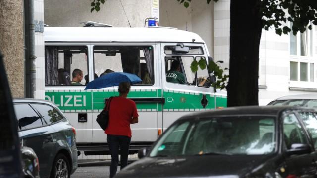 Nach Schießerei in Berlin-Wedding
