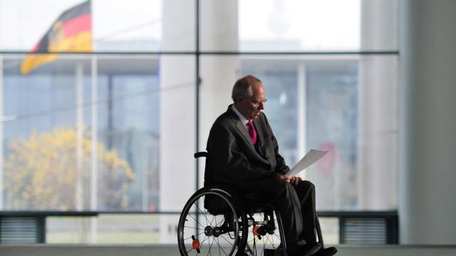 Statement Schäuble