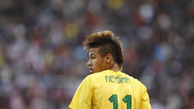 Neymar ist Brasiliens neuer Exportschlager