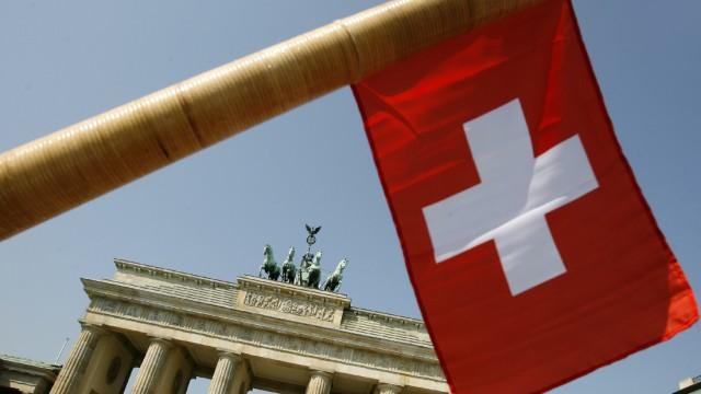 Schweizer Nationalfeiertag in Berlin
