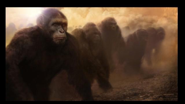 Planet der Affen, Prevolution