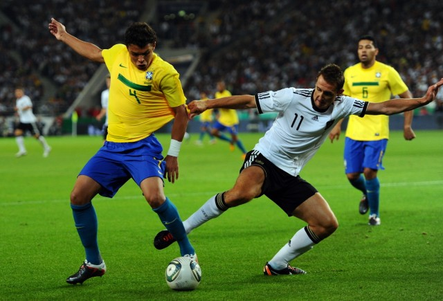 Germany v Brazil - International Friendly