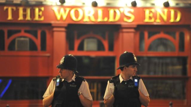 Britische Polizei soll privatisiert werden
