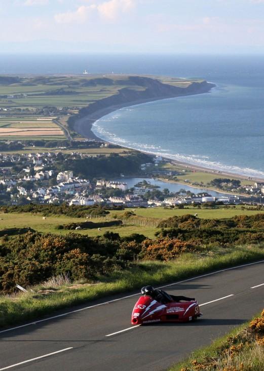Isle of Man TT Races - Practice Sessions