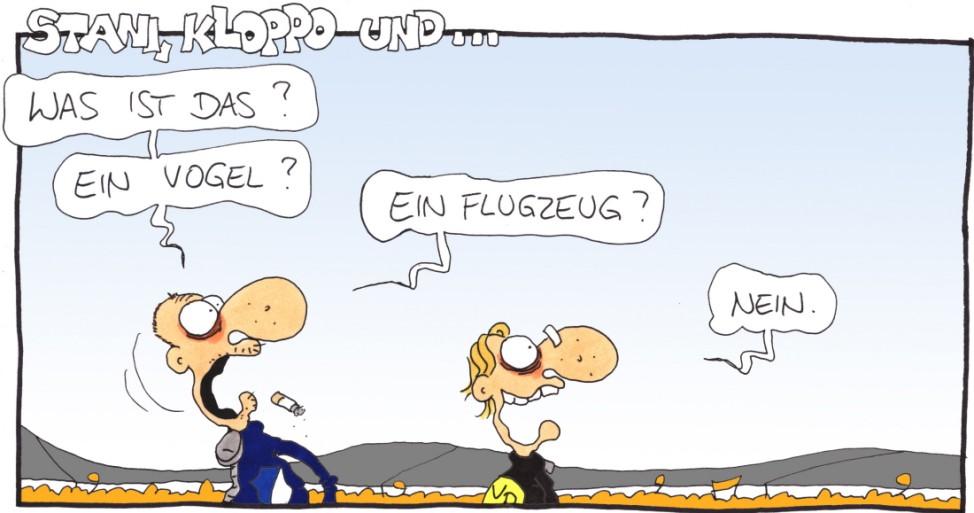 Bundesliga, Comic