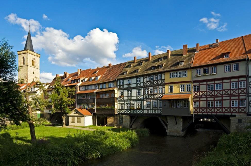 Zwischen Dom und Zitadelle - Was der Papst in Erfurt nicht sieht