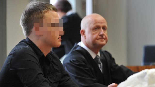 Prozessbeginn gegen 20-Jährigen - Ex-Freundin verbrannt