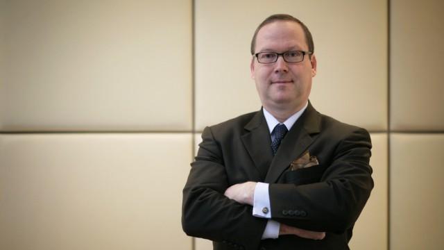 Wirtschaftsprofessor Otte