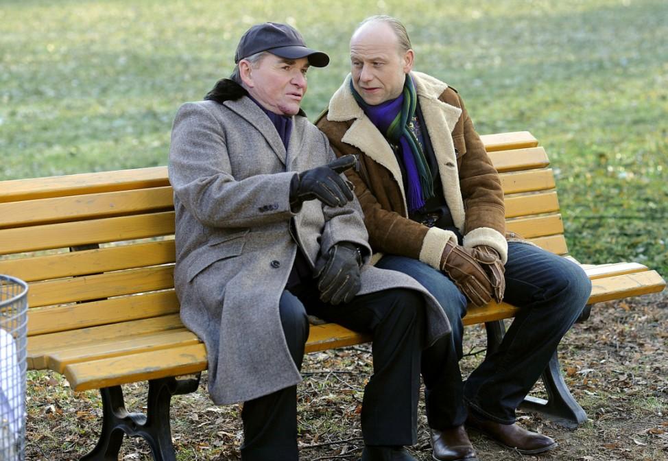 ARD-Film 'Lindburgs Fall'