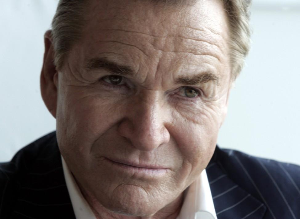 Fritz Wepper wird 70 und fuehlt sich 'wunderbar'