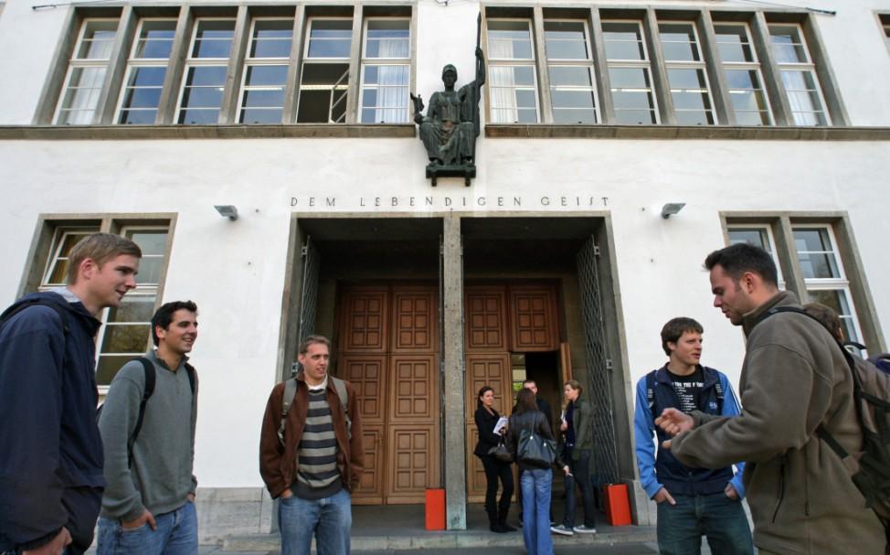 Uni Heidelberg wird Elite-Universität