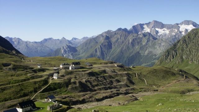 Schneeberghütte