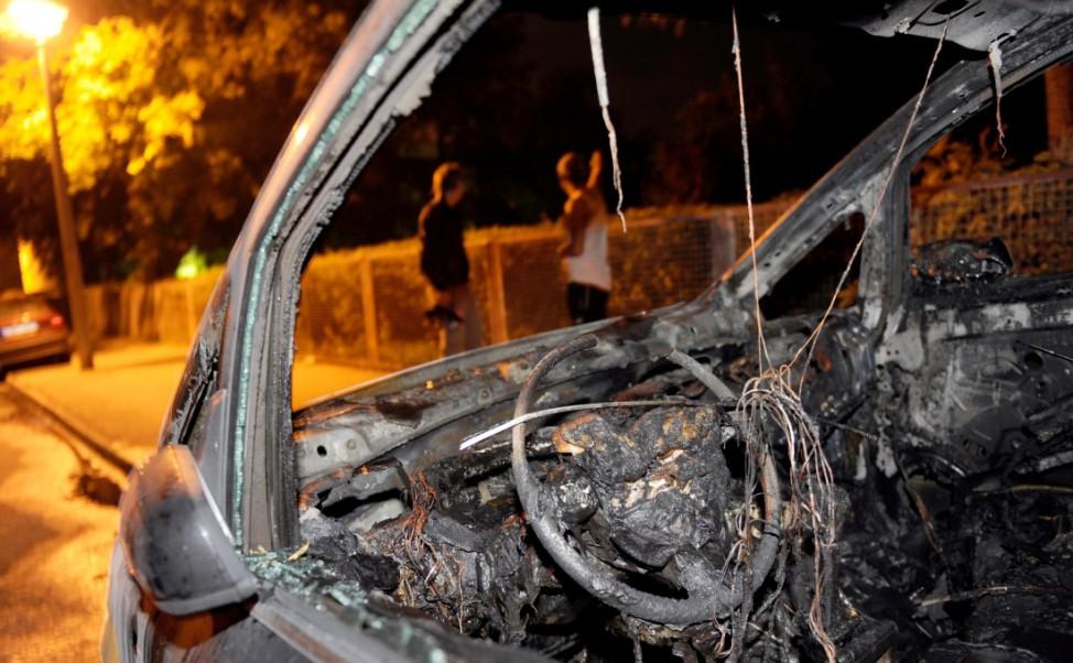 Wieder brennen Autos in Berlin