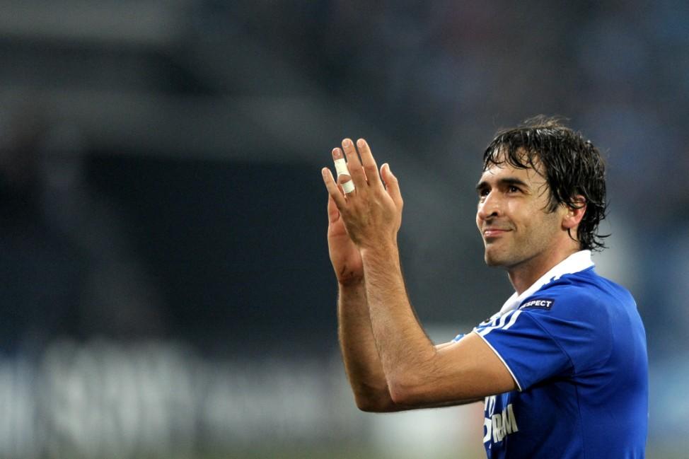 FC Schalke 04 - Raul