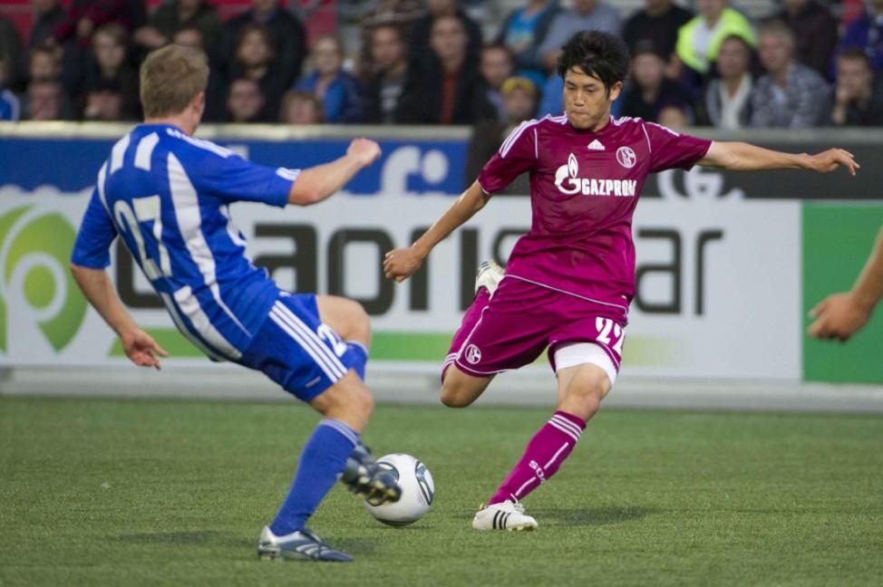 HJK Helsinki vs FC Schalke 04