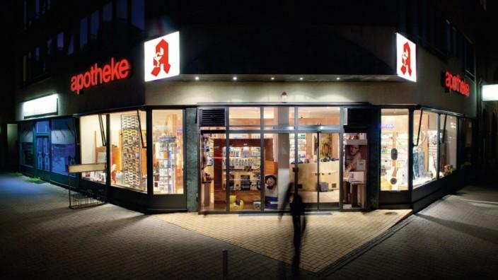 Nacht- und Notdienst der deutschen Apotheken