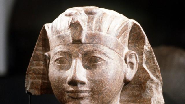 Geheimnis des Flakons der Pharaonin Hatschepsut gelüftet