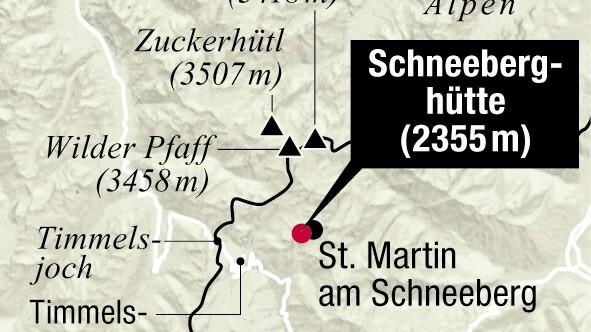 St Martin am Schneeberg