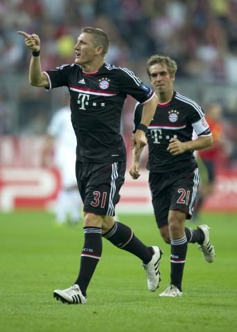 Fussball UEFA Championsleague FC Bayern Muenchen - FC Zuerich, 17.08.2011