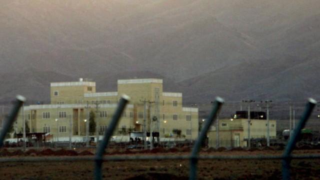 Iran installiert neue Uran-Zentrifugen in Natans