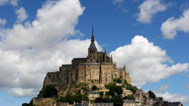 Mont-Saint-Michel-Reportage