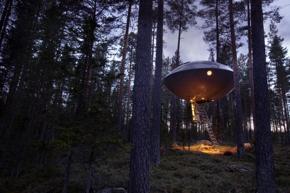 Ufo Exterior