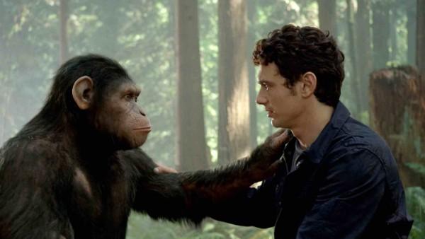 Schimpanse Ceasar, Planet der Affen