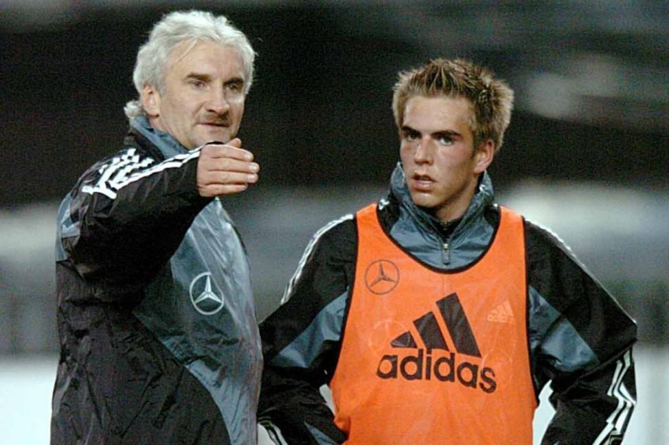 Rudi Völler, Philipp Lahm