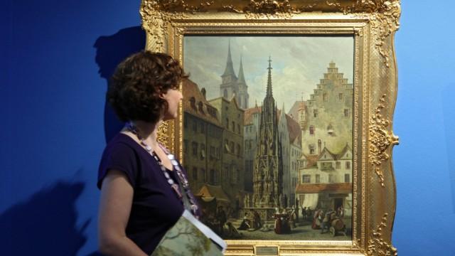 Ausstellung 'Sehnsucht Nürnberg'
