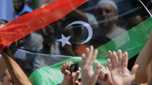 Friday prayer Tripoli